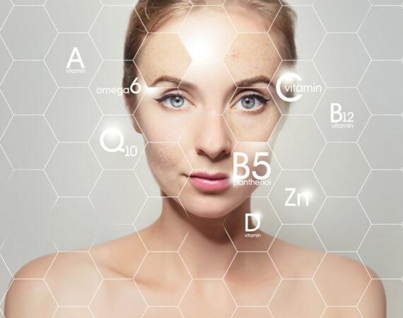 nutritional supplement / skin vitamins